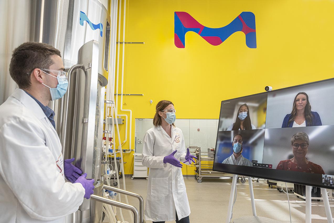 Register for Webinar: Scientific Collaboration Using Innovative Remote Technologies